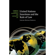 United Nations Sanctions and the Rule of Law (BOK)