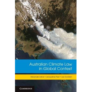 Australian Climate Law in Global Context (BOK)