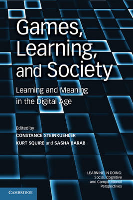 Games, Learning, and Society (BOK)