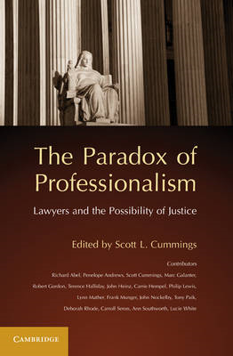 The Paradox of Professionalism: Lawyers and the Possibility of Justice (BOK)