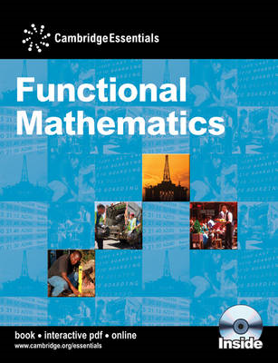 Cambridge Essentials Functional Mathematics with CD-ROM (BOK)