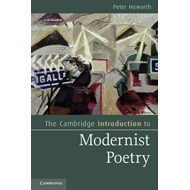Cambridge Introduction to Modernist Poetry (BOK)