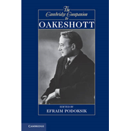 Cambridge Companion to Oakeshott (BOK)