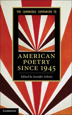 Cambridge Companion to American Poetry since 1945 (BOK)