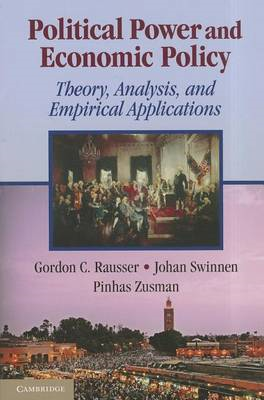 Political Power and Economic Policy: Theory, Analysis, and Empirical Applications (BOK)