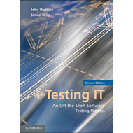 Testing IT: An Off-the-shelf Software Testing Process (BOK)