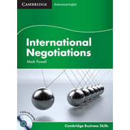 International Negotiations Student's Book with Audio CDs (2) (BOK)