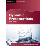 Dynamic Presentations Student's Book with Audio CDs (2) (BOK)