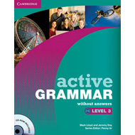 Active Grammar Level 3 without Answers and CD-ROM (BOK)