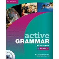 Active Grammar Level 3 with Answers and CD-ROM (BOK)
