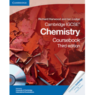 Cambridge IGCSE Chemistry Coursebook with CD-ROM (BOK)