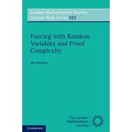 Forcing with Random Variables and Proof Complexity (BOK)
