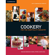 Cookery for the Hospitality Industry (BOK)