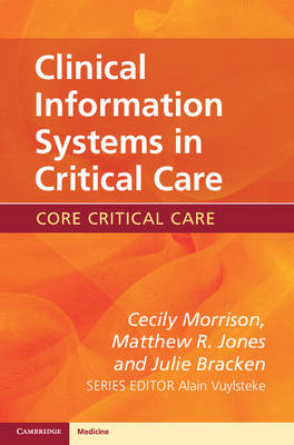 Clinical Information Systems in Critical Care (BOK)