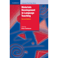 Materials Development in Language Teaching (BOK)