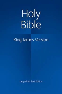 KJV Large Print Text Bible Kj650:T: Containing the Old and New Testaments : Translated out of the Or (BOK)