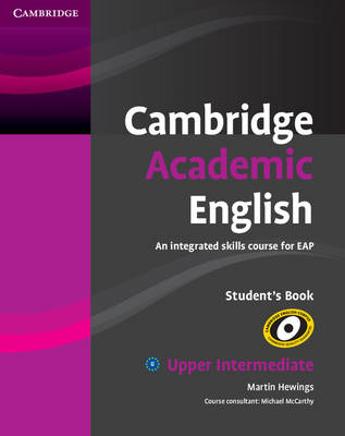 Cambridge Academic English B2 Upper Intermediate Student's B (BOK)