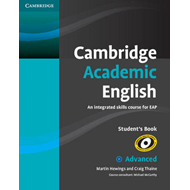 Cambridge Academic English C1 Advanced Student's Book (BOK)