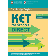 KET for Schools Direct Workbook with Answers (BOK)