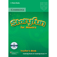 Storyfun for Movers Teacher's Book with Audio CDs (2) (BOK)