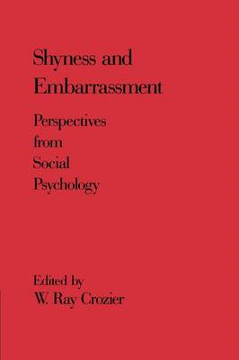 Shyness and Embarrassment (BOK)