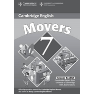 Cambridge Young Learners English Tests 7 Movers Answer Booklet: Examination Papers from University o (BOK)