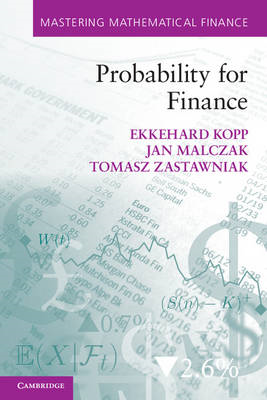Probability for Finance (BOK)