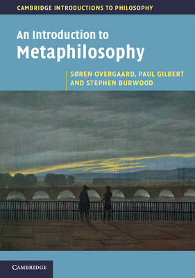 Introduction to Metaphilosophy (BOK)