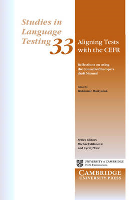 Aligning Tests with the CEFR (BOK)