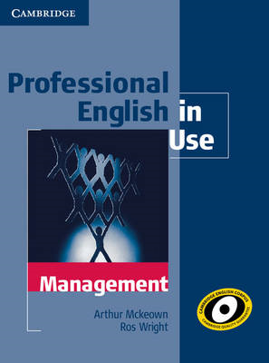 Professional English in Use Management with Answers (BOK)