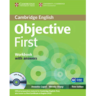 Objective First Workbook with Answers with Audio CD (BOK)