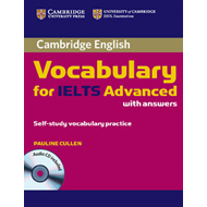 Cambridge Vocabulary for IELTS Advanced Band 6.5+ with Answe (BOK)