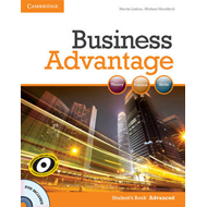 Business Advantage Advanced Student's Book with DVD (BOK)