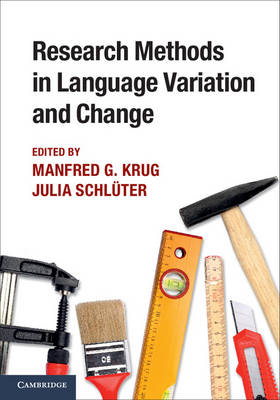 Research Methods in Language Variation and Change (BOK)