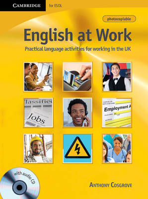 English at Work with Audio CD (BOK)