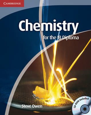 Chemistry for the IB Diploma Coursebook with CD-ROM (BOK)