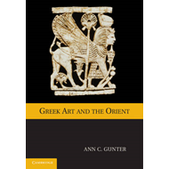 Greek Art and the Orient (BOK)