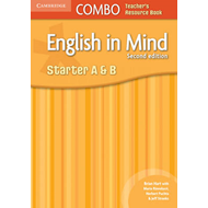 English in Mind Starter A and B Combo Teacher's Resource Book (BOK)