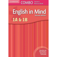English in Mind Levels 1A and 1B Combo Teacher's Resource Book (BOK)