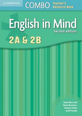 English in Mind Levels 2A and 2B Combo Teacher's Resource Book (BOK)