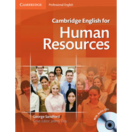 Cambridge English for Human Resources Student's Book with Au (BOK)
