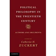 Political Philosophy in the Twentieth Century (BOK)
