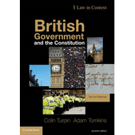 British Government and the Constitution (BOK)