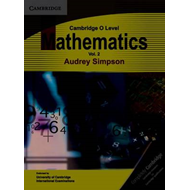 Cambridge O Level Mathematics: Volume 2 (BOK)