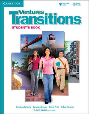 Ventures Transitions Level 5 Student's Book with Audio CD (BOK)