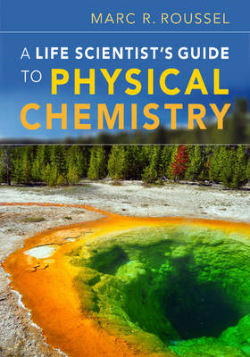 A Life Scientist's Guide to Physical Chemistry (BOK)