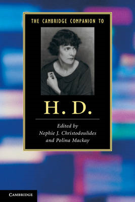 Cambridge Companion to H. D. (BOK)