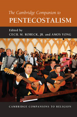 Cambridge Companion to Pentecostalism (BOK)
