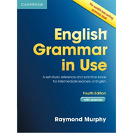 English Grammar in Use Book with Answers (BOK)