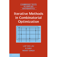 Iterative Methods in Combinatorial Optimization (BOK)